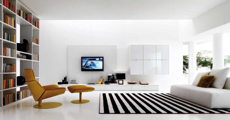 O estilo minimalista traz beleza e praticidade para os ambientes