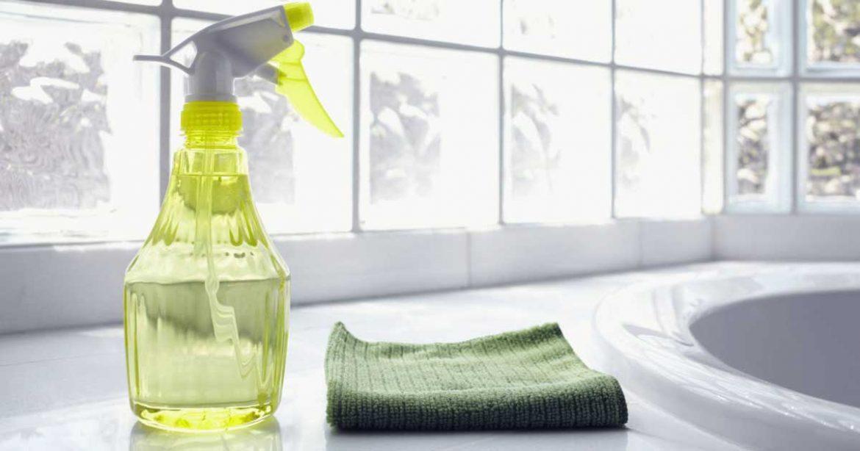Veja alguns cuidados de limpeza com cubas de vidro