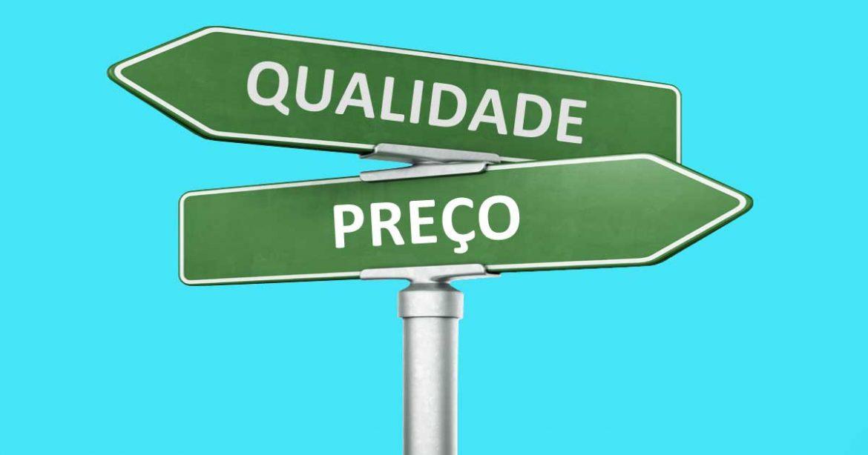 Os consumidores brasileiros buscam mais a qualidade do que preço