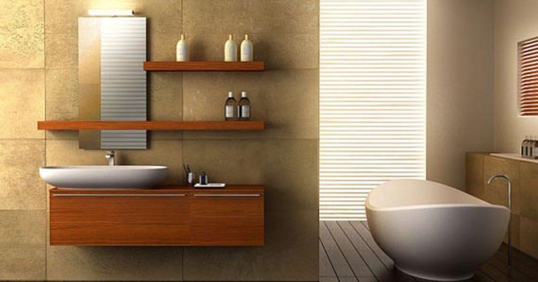 O passo a passo na decoração de banheiros
