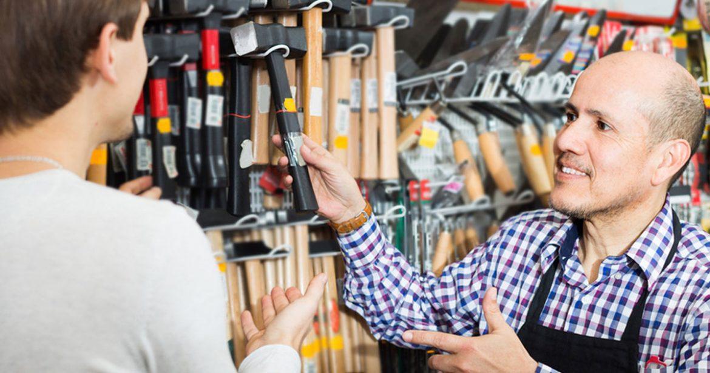 3 técnicas de vendas que você pode aplicar em sua loja de construção